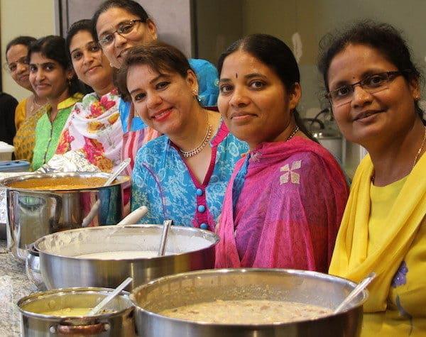 Volunteer to Cook