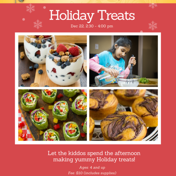 Holiday Treats - Flyer (1)